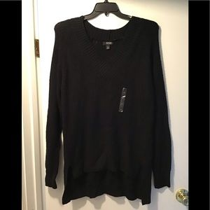 New A.N.A. Sweater oversized high low - medium